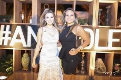 Camila Coelho e Manoela Klimovicz