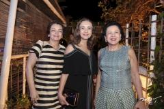 Estela Vieira, Paula e Malu Correia