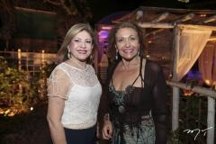 Fátima Pita e Cláudia Meireles