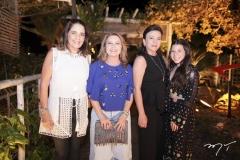 Fernanda Carapeba, Cristiane Levy, Mônica Leite e Maria Clara Negrão