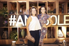 Geni Correia e Fernanda Levy