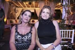Inês Peixoto e Neise Freire