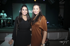 Jéssica Luna e Myrlla Gomes