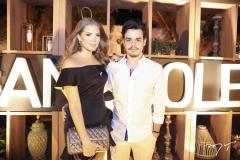 Karina Tavares e Marcos Coelho
