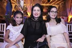 Larissa, Aline e Bianca Feitosa