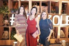 Liliana Farias, Edinice Cruz e Nequita Romcy