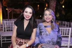 Maiara Mendes e Ivana Pontes