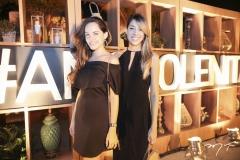 Scarlet Soares e Ravanne Abdon
