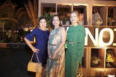 Sumaia Rocha, Stella Xerez e Alexandrina Aguiar