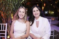 Talita e Márcia Pontes