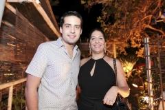 Vitor e Elisa Oliveira