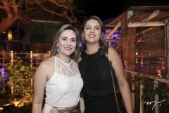 Vládia Rios e Harlane Queiroga