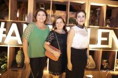 Zoia Ayres, Heloísa Diogo e Inês Frota