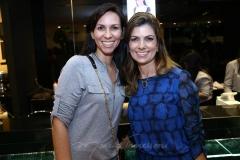 Ecília Correia e Inês Castro