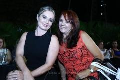 Mariá Leka e Fátima Duarte