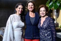 Maria Lúcia Negrão, Ana Cristina Wolf e Lenita Negrão