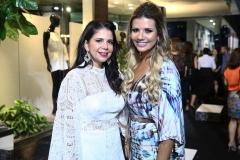 Maria Lúcia Negrão e Anelisa Barreira