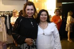 Marta Farias e Selene Paiva