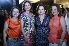 Nilce Barbosa, Marilena Campos , Lenita Negrão  e Simone Rizato  (1)
