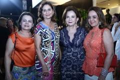 Nilce Barbosa, Marilena Campos , Lenita Negrão  e Simone Rizato  (2)