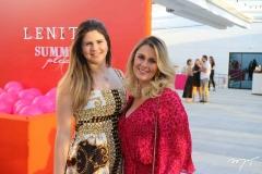Jamilly Rodrigues e Marina Montenegro