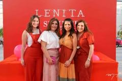 Marcela Teixeira, Christiane Figueiredo, Maria Lúcia Negrão e Adriana Teixeira