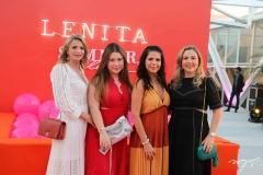 Michelle Aragão, Marcela Dias Branco, Maria Lúcia Negrão e Suyane Dias Branco