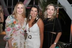 Morgana Dias Branco, Márcia Travessoni e Suyane Dias Branco