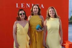 Simone Rizzato, Ana Alcântara e Ana Pinto