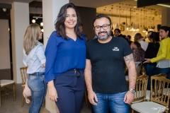 Ana Beatrice e Eduardo Fonteles