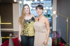 Erilan Girão e Manuella Figlioulo