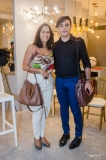 Luciana Brasileiro e Matheus Titara