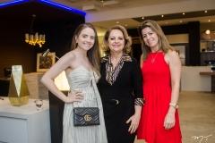Naiara Oliveira, Adélia Magalhães e Joanna Almeida