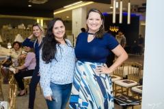 Tarciana Lopes e Jaqueline Brandão