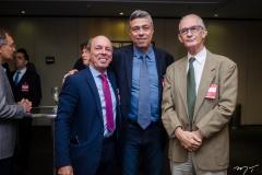 André Montenegro, Ricardo Pereira e Dinalvo Carlos Diniz