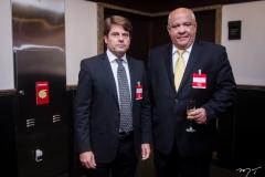 Luiz Carlos Tomé e Pedro Alfredo Neto
