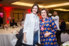 Miriam Pereira e Leda Maria