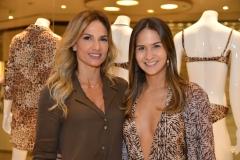 Cintia Rangel e Marina Brasil