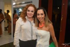 Lisieux Brasileiro e Márcia Távora