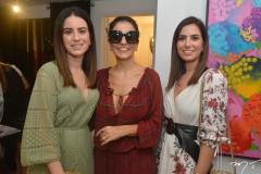 Natasha Pinheiro, Alice Ferraz e Nicole Pinheiro