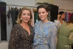 Tania Melo e Paulinha Sampaio