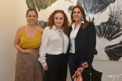 Valesca Miranda, Lisieux Brasileiro e Márcia Almeida