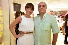 Eliana e Marcelo Cabral