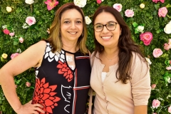 Larissa Moreira e Larissa Sousa