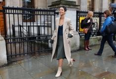 Street Style ousado na Semana de Moda de Londres