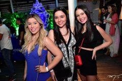 Alexia Carvalho, Carolina Fujita e Ligia Duarte