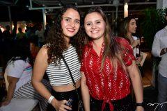 Auricelia Lima e Fernanda Dantas