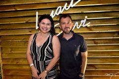 Gabriela Nogueira e Lucilio Bessa