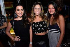 Julia Gondim, Larissa Mota e Lara Cristina