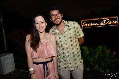 Laura Orlando e Estevao Andrade